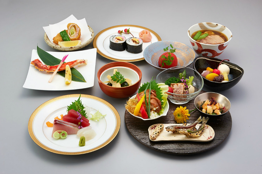 Asakusa komachi course 4,860yen (tax incl.)